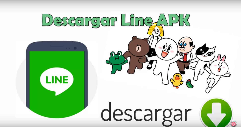 Descargar line apk para android
