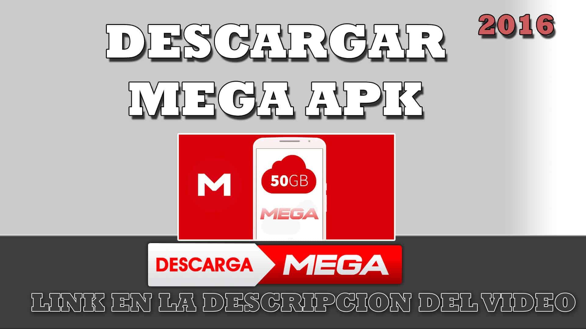 Descargar Mega apk para android