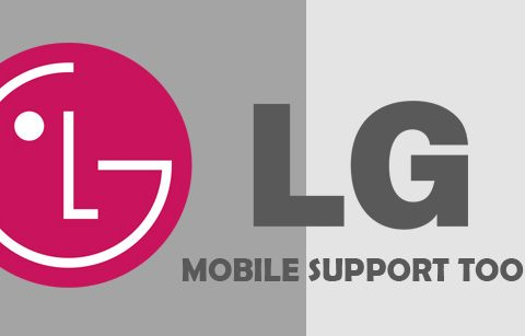 Mobile support tool Instalación LG